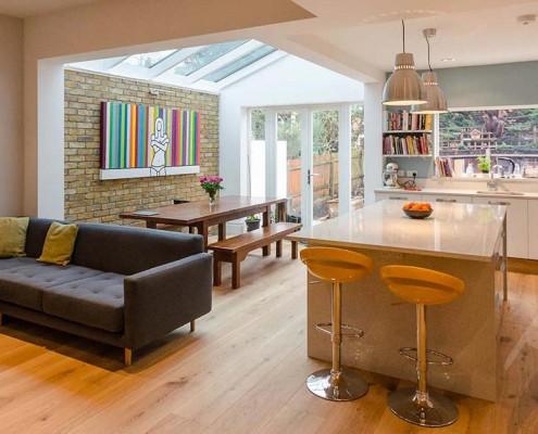 Building Company in Herts & Essex - Extensions, Loft Conversions, Renovations, Refurbs